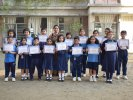 English Handwriting Competition 2017-Junior